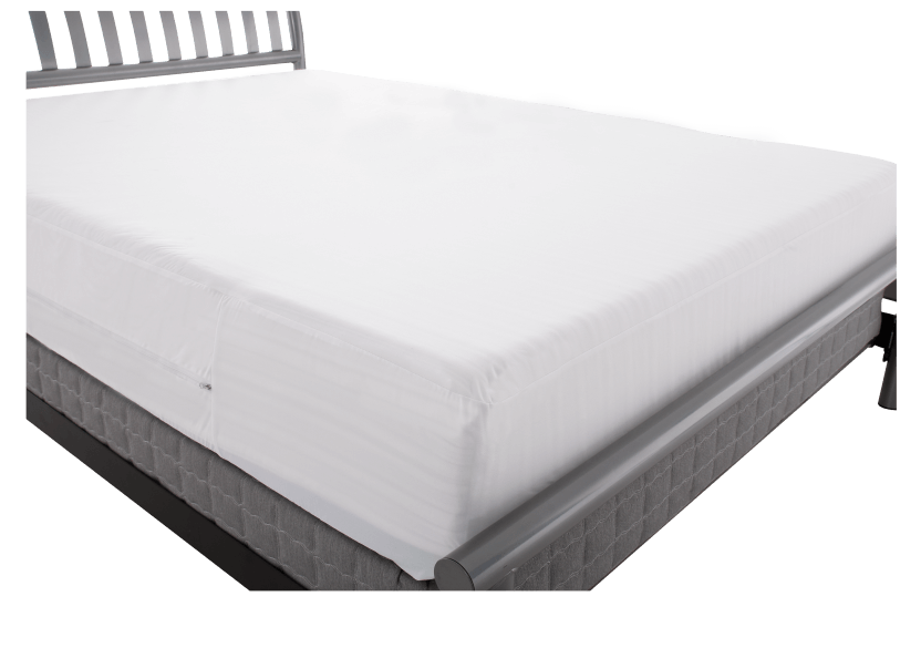 Queen Fabric Mattress Encasement product photo Front View L