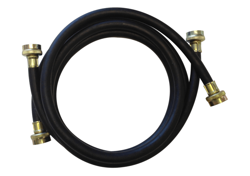 Inoxia Washer Hookup Hose set - INXHC132 product photo Front View L