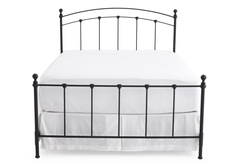 Black Metal - Queen Bed product photo