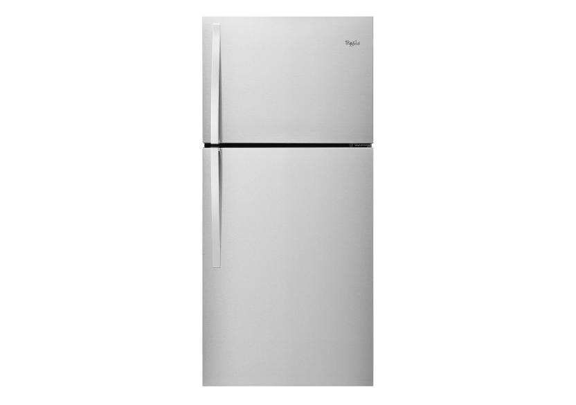 Whirlpool Top Freezer Refrigerator - WRT549SZDM product photo