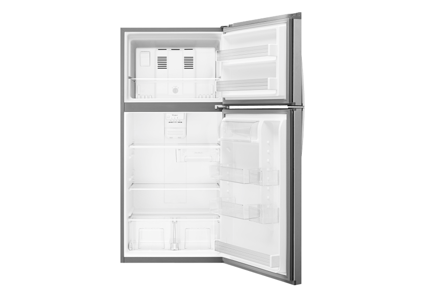 Whirlpool Top Freezer Refrigerator - WRT549SZDM product photo other03 L
