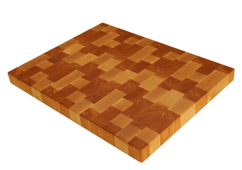 Wood Cutting Board product photo Front View L