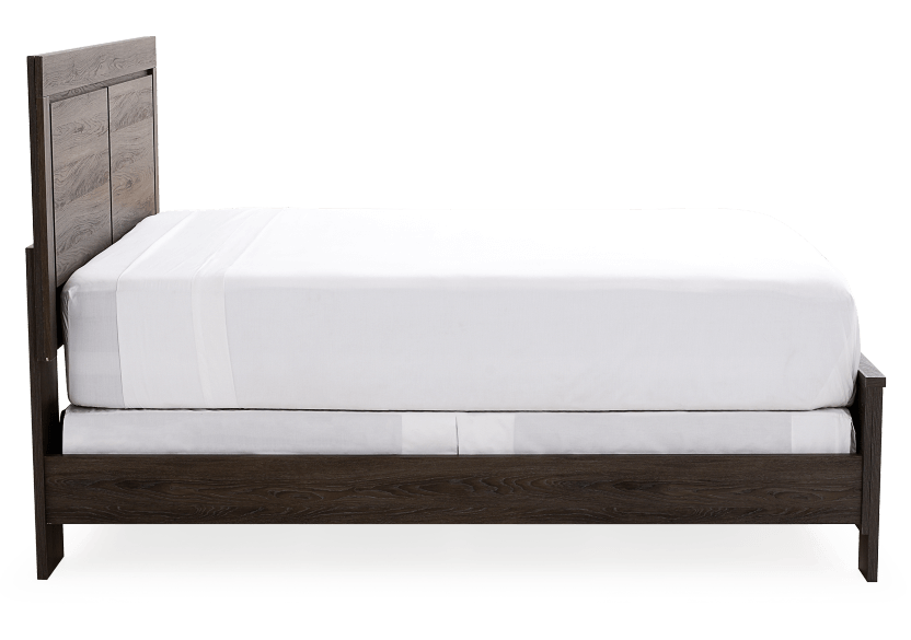 Brown Grey - Queen Bed product photo other02 L