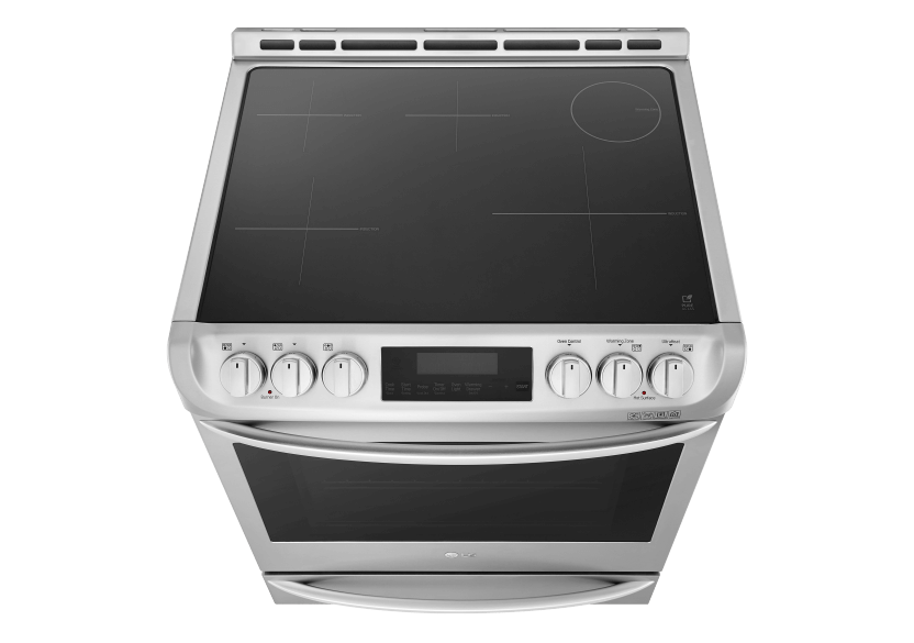 LG Induction Slide-in Range - LSE4617ST product photo other03 L