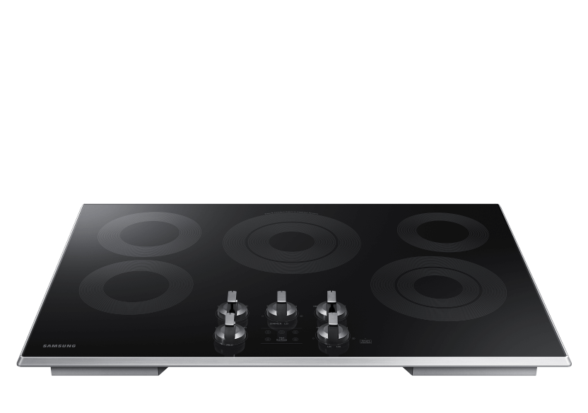 Samsung Electric Cooktop - NZ30K6330RSAA product photo other02 L
