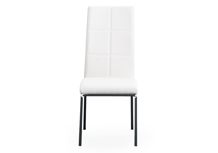 White Chair product photo Front View L