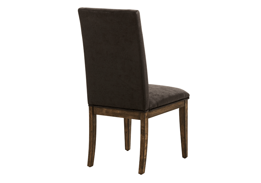 Brown Upholstered Chair product photo other03 L