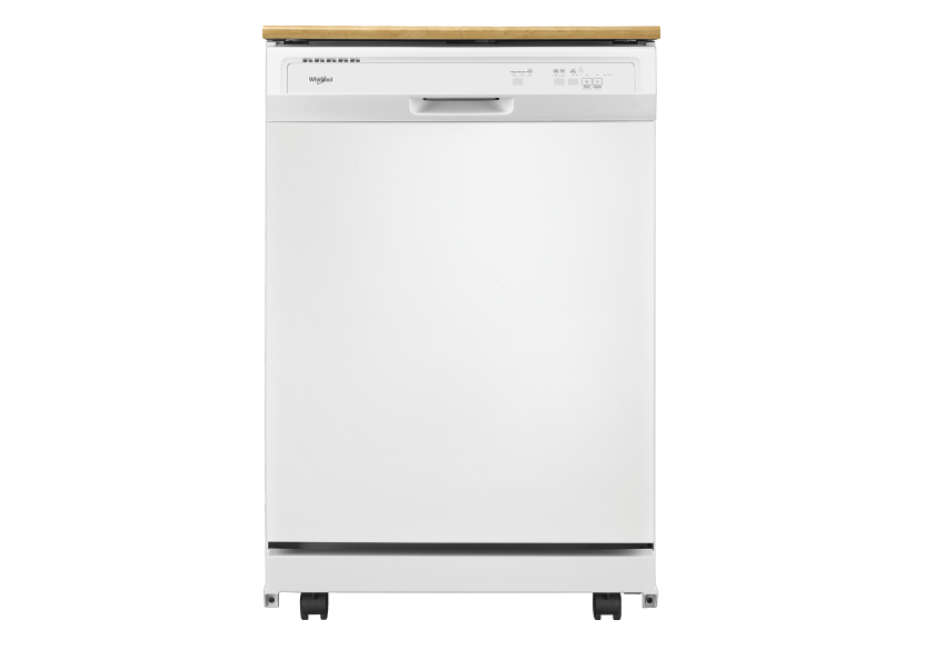 Whirlpool Portable Dishwasher - WDP370PAHW product photo