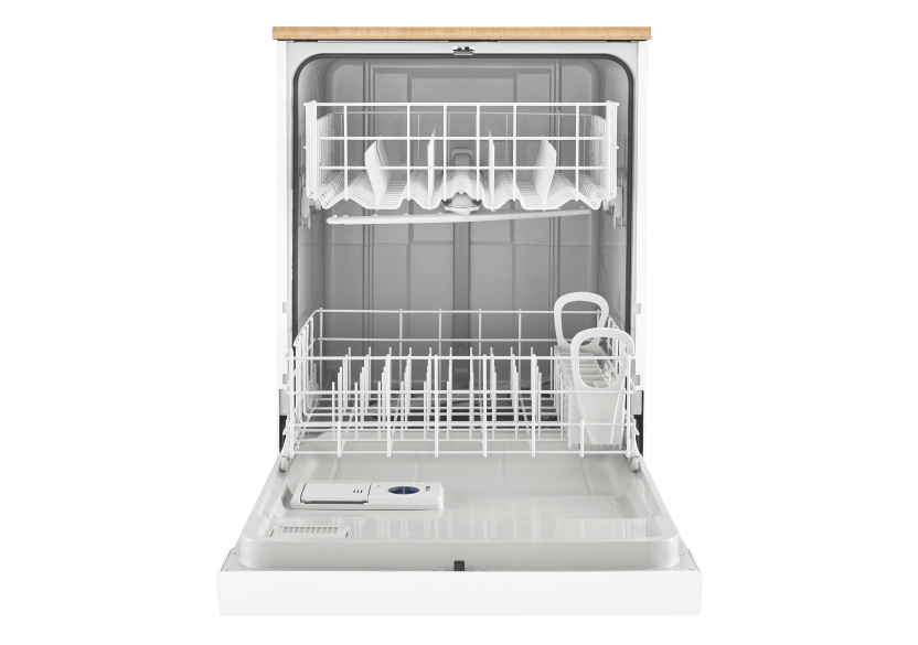 Whirlpool Portable Dishwasher - WDP370PAHW product photo other01 L