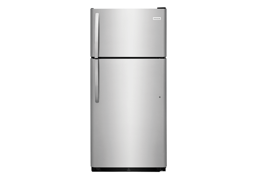 Frigidaire Top Freezer Refrigerator - FFTR1821TS product photo Front View L