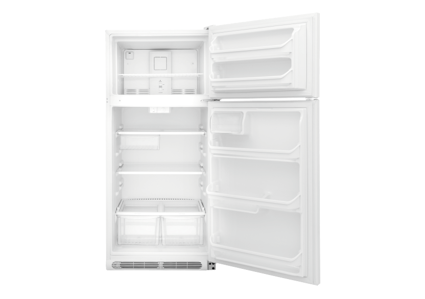 Frigidaire Top Freezer Refrigerator - FFTR1821TW product photo other01 L