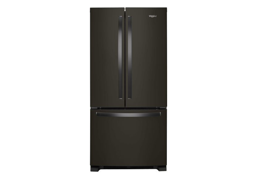 Whirlpool Bottom Freezer Refrigerator - WRF532SNHV product photo Front View L