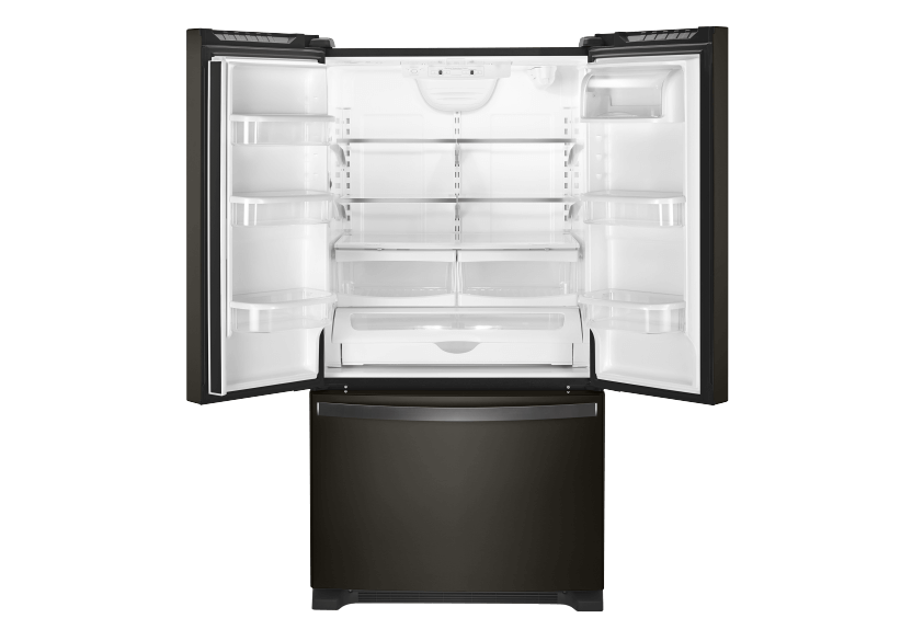 Whirlpool Bottom Freezer and French Doors Refrigerator - WRF540CWHV product photo other01 L
