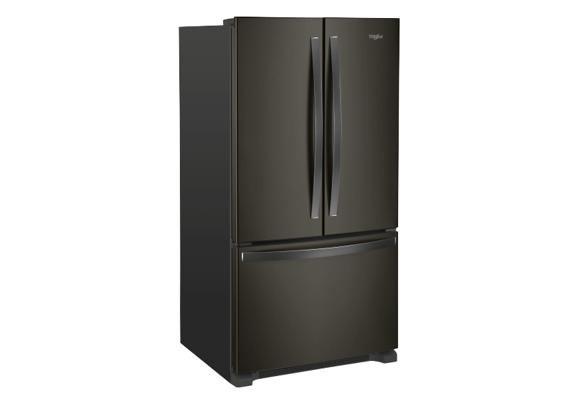 Whirlpool Bottom Freezer and French Doors Refrigerator - WRF540CWHV product photo other02 L