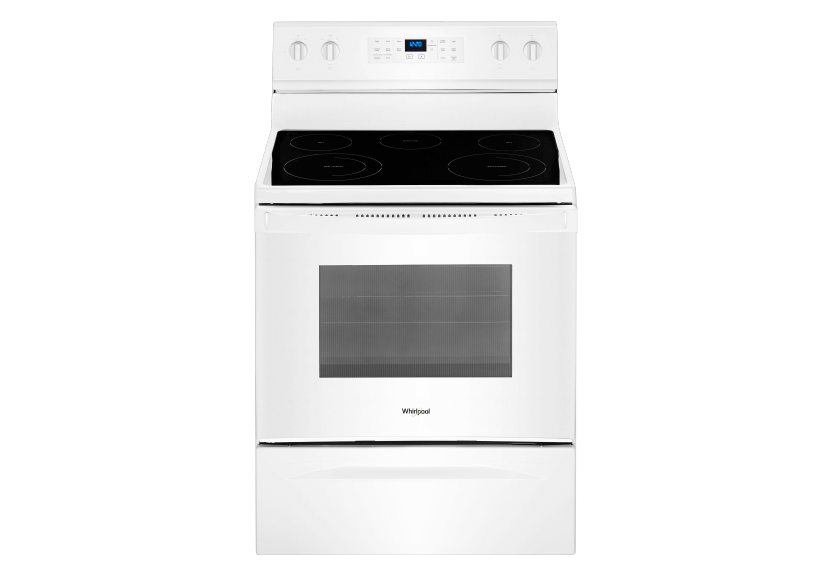 Whirlpool Radiant Range - YWFE550S0HW product photo
