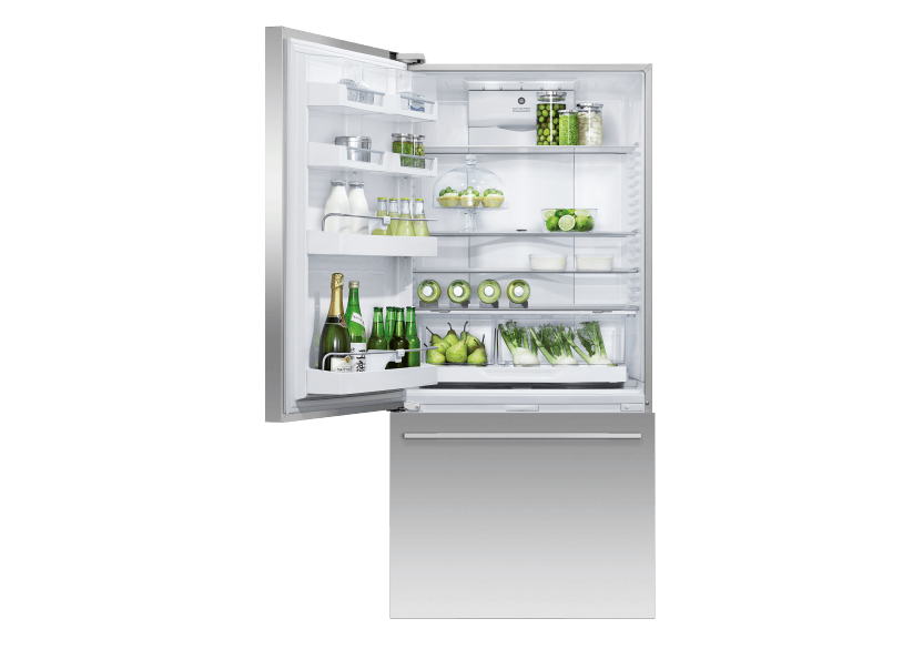 Fisher & Paykel Bottom Freezer Refrigerator - RF170WDLUX5-N product photo other01 L