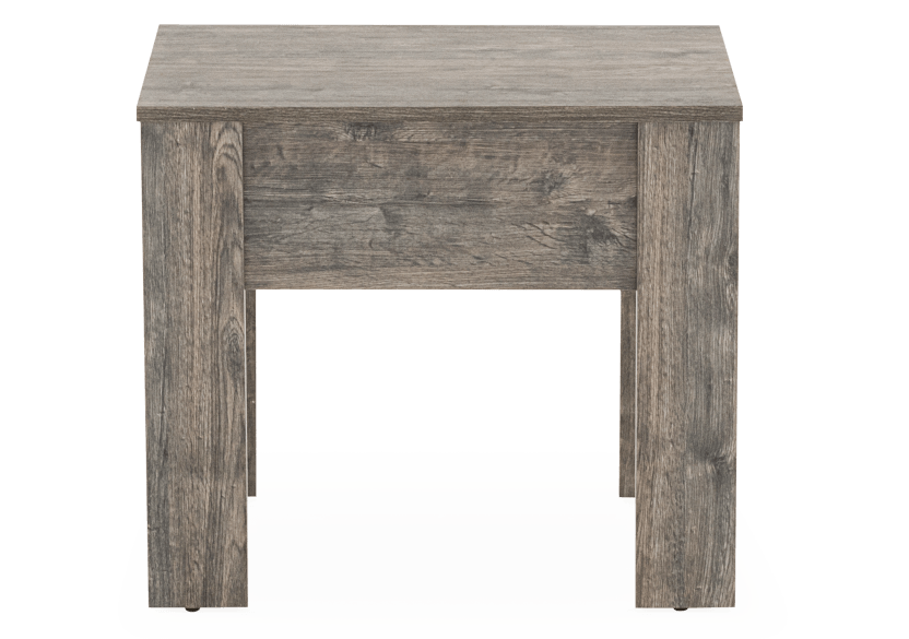 Grey End Table product photo other03 L