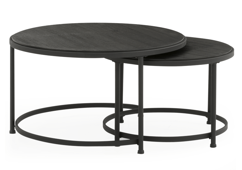 Dark Grey Coffee Table product photo other02 L