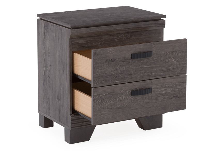 Grey Nightstand product photo other02 L
