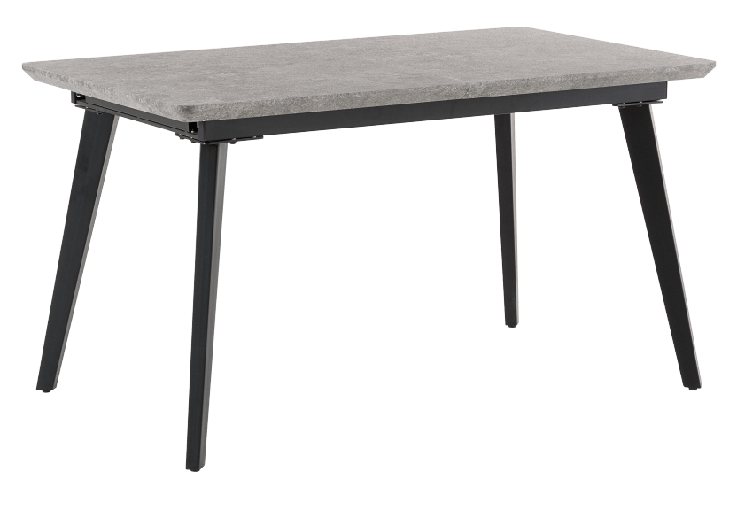 Grey Table with Metal Legs product photo other02 L
