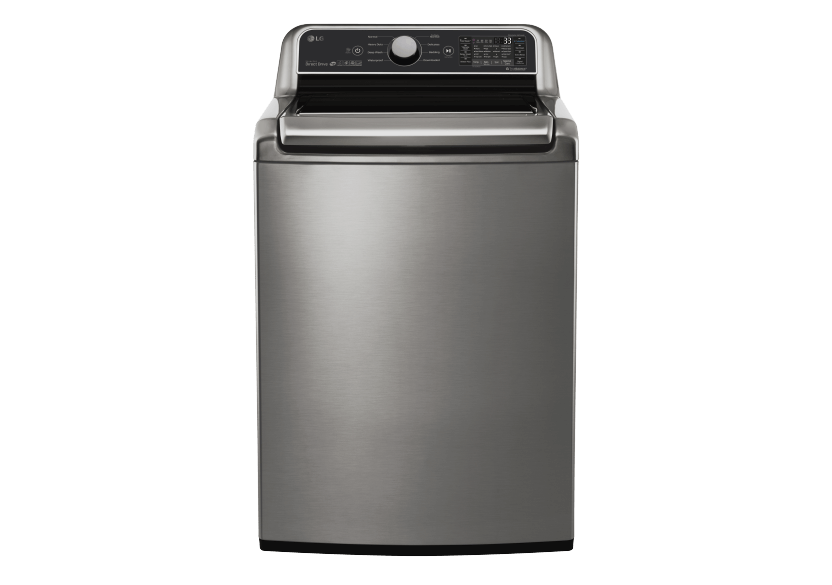 LG Top Load Washer - WT7300CV product photo Front View L