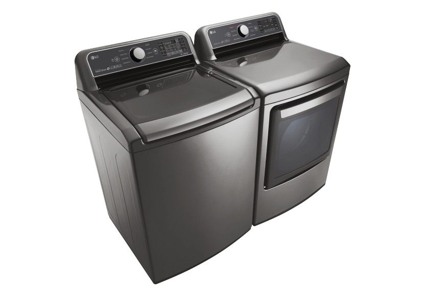 LG Washer and Dryer Set - WT7300CV DLEX7300VE product photo other02 L