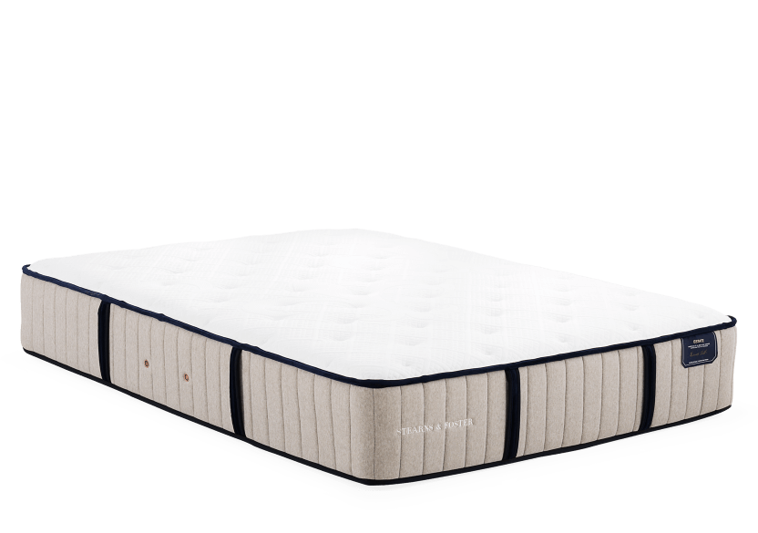 Stearns & Foster - Krug - Queen Mattress product photo other01 L