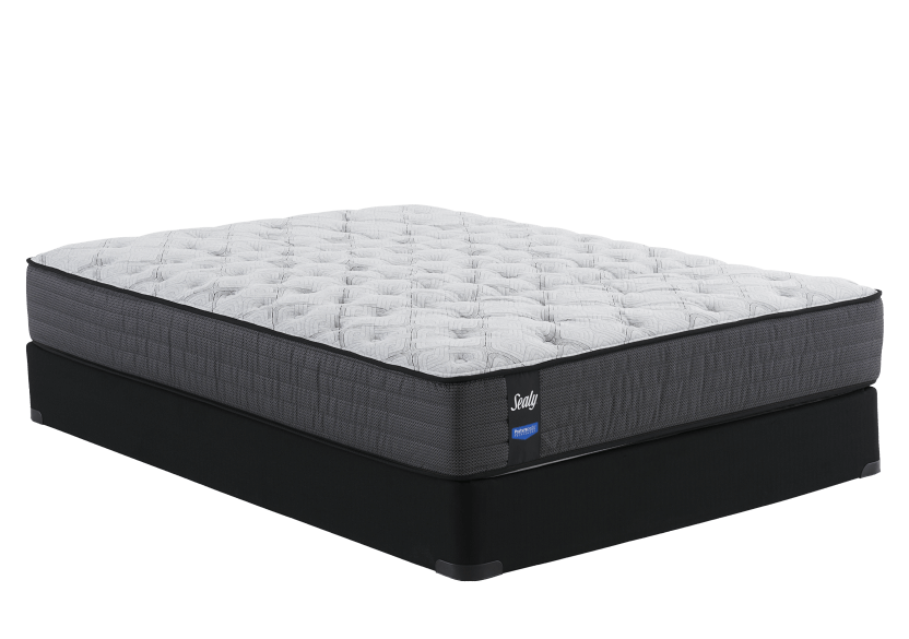 "Sealy Westward - 5"" Queen Mattress and Box Spring product photo Front View L"