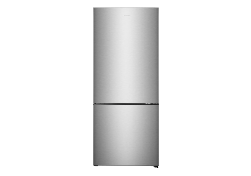 Hisense Bottom Freezer Refrigerator - RB15N6ASE product photo Front View L