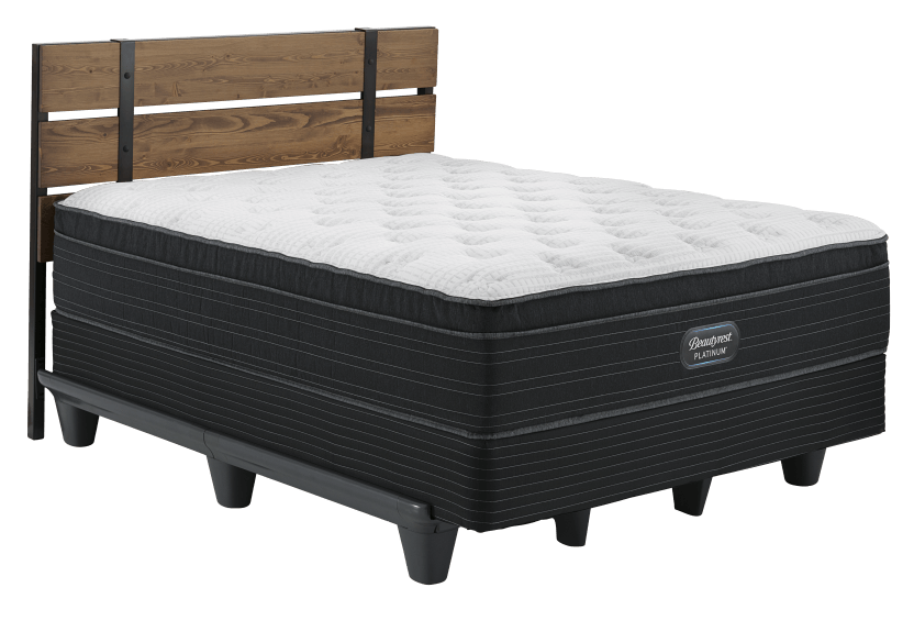 Simmons - Inisfil CT - Twin Mattress product photo Front View L