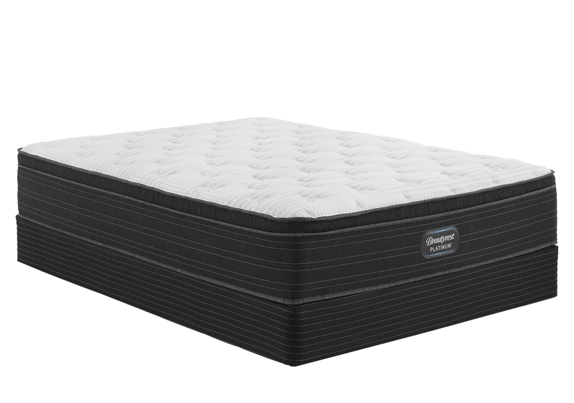"Simmons Yates CT - 9"" Twin Mattress and Box Spring product photo Front View L"