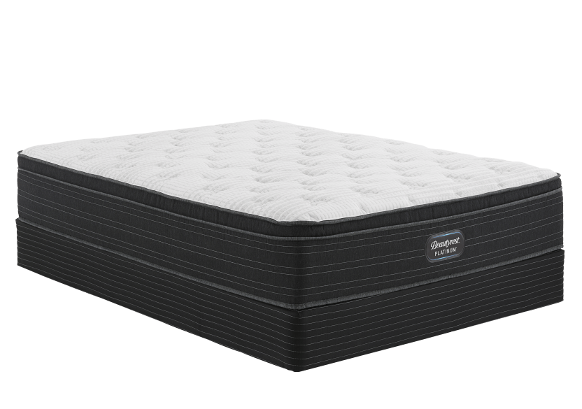 "Simmons Yates CT - 5.5"" Double Mattress and Box Spring product photo Front View L"