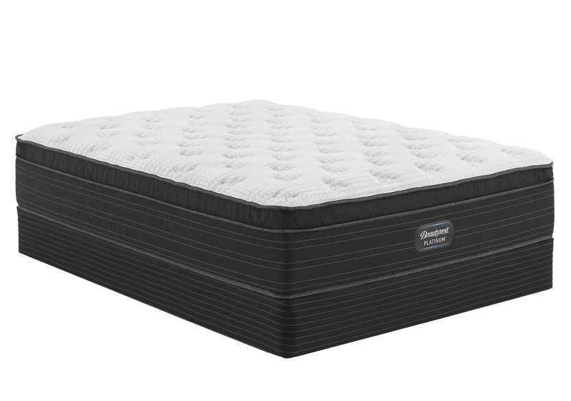 "Simmons Inisfil CT - 9"" XL Twin Mattress and Box Spring product photo Front View L"