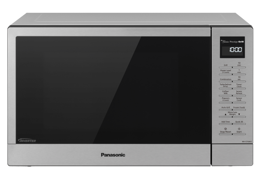 Panasonic Microwave Oven 1100W - NNGT69KS product photo Front View L