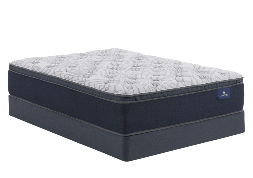 "Serta Venus - 5.5"" King Mattress and Box Spring product photo Front View L"