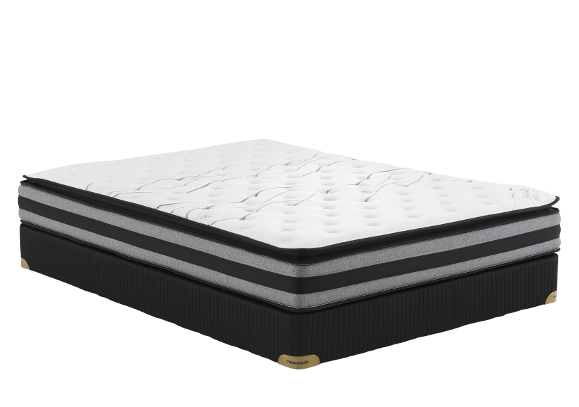 "Collection BM St-Kitts - 3"" King Mattress and Box Spring product photo Front View L"
