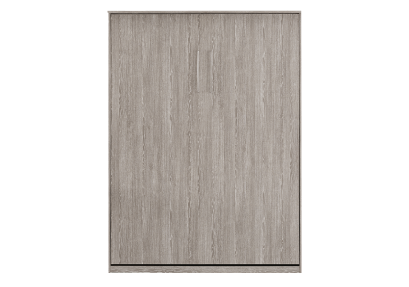Grey Wall Murphy Bed - Double Bed product photo
