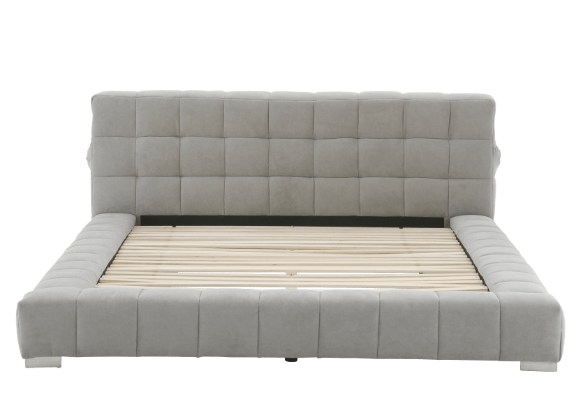 Grey Upholstered - Queen Bed product photo other06 L