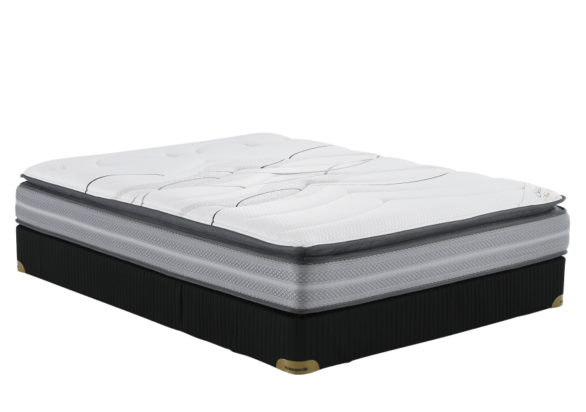 "Collection BM New York2 - 5"" Queen Mattress and Box Spring product photo Front View L"