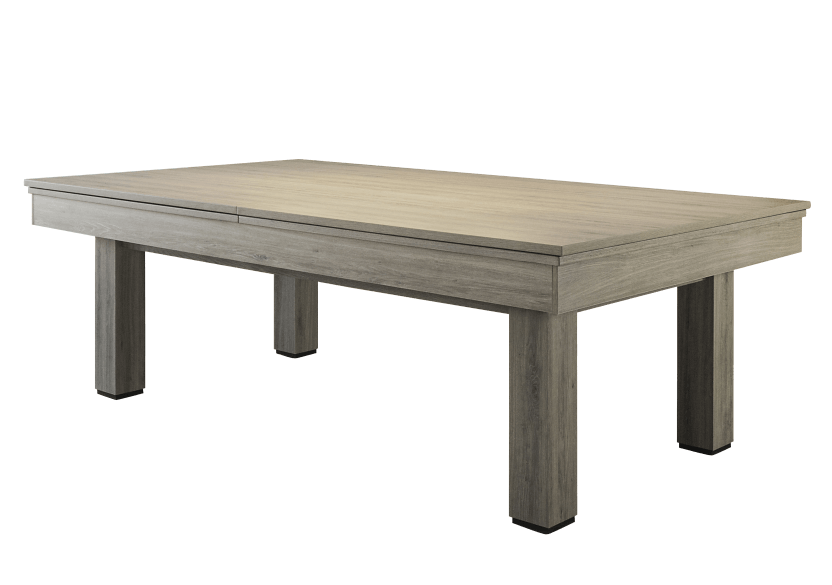 Grey Dining Tabletop for 2-in-1 Pool Table product photo