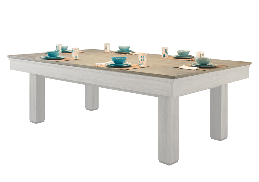 Grey Dining Tabletop for 2-in-1 Pool Table product photo other02 L