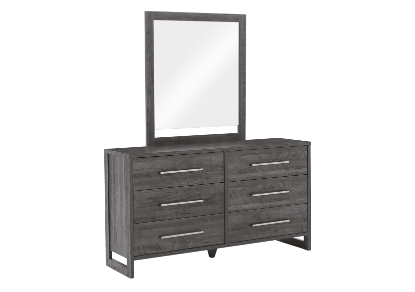 Grey Bedroom Set - Double product photo other03 L
