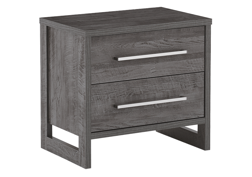 Grey Bedroom Set - Double product photo other04 L