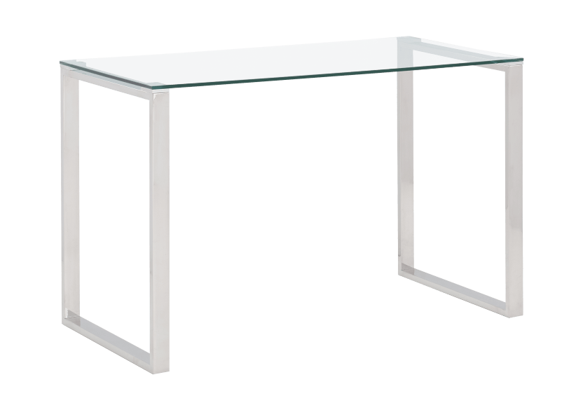 Metal and Tempered Glass Desk product photo other01 L