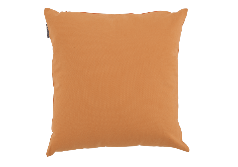 "20x20"" Orange Decorative Pillow product photo Front View L"