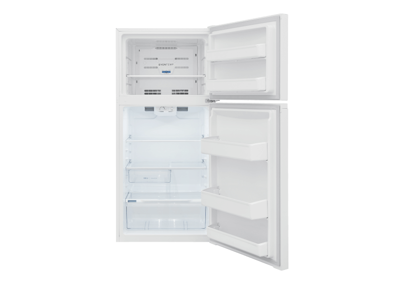 Frigidaire Top Freezer Refrigerator - FFHT1425VW product photo other01 L