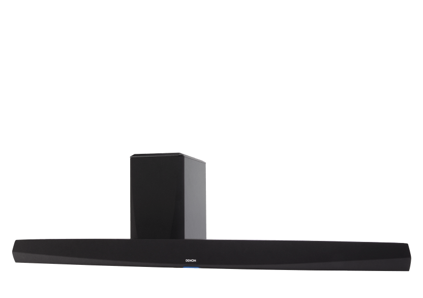 Denon Bluetooth® Sound Bar with Sub - DHT-S516H product photo