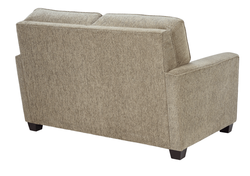 Beige Upholstered Loveseat product photo other05 L