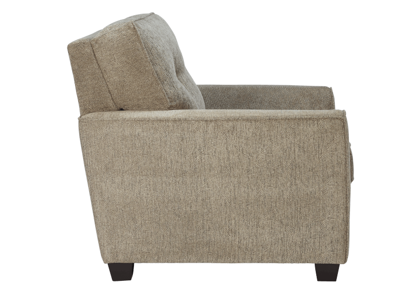 Beige Upholstered Armchair product photo other02 L