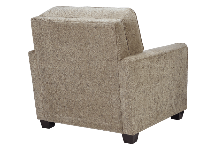 Beige Upholstered Armchair product photo other05 L
